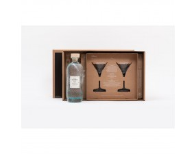 Martini Serve Gift Set