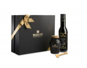 Truffle Dijon Mustard and Truffle Balsamic Vinegar Glaze Gift Box
