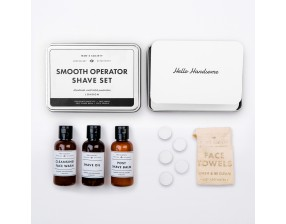 Smooth Operator Shave Kit
