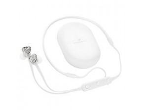 Bluetooth earplug, white